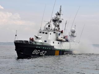 обои Военный корабль украинских вооруженных сил фото