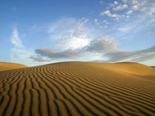обои Пустынные равнины фото