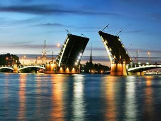 обои Ленинградские мосты фото