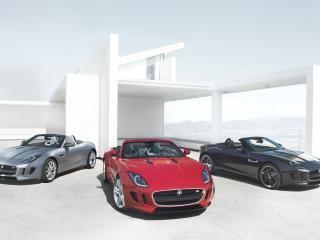 обои Триа авто Jaguar F-Type фото