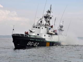 обои Украинская береговая охрана фото