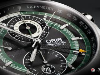 обои Циферблат часов ORIS фото