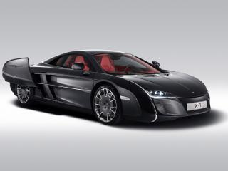 обои Красавец McLaren X1 фото