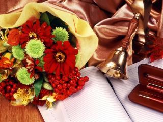 обои для рабочего стола: Подарки учителю