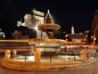 обои Римский фонтанчик фото