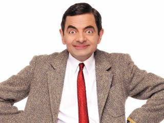 обои Актёр Rowan Atkinson фото