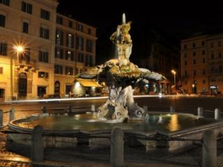 обои Фонтан в Риме фото