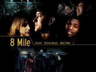 обои 8 mile (The movie) фото