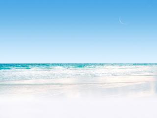обои Нежное море фото