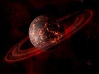 обои Горячая планета фото