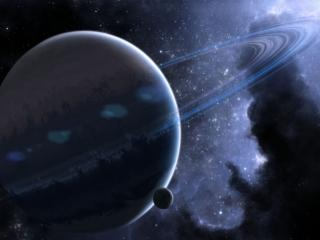 обои Тёмные планеты фото