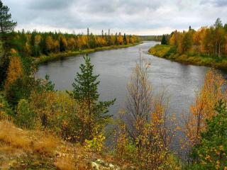 обои Осень Заполярная фото