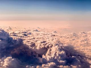 обои Безупречный вид небес фото
