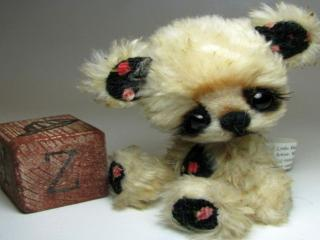 обои Симпатичная игрушка - плюшевый медвежонок фото