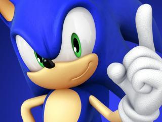 обои Мики маус поднявши палец указательный фото