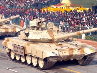 обои Парад военной техники фото
