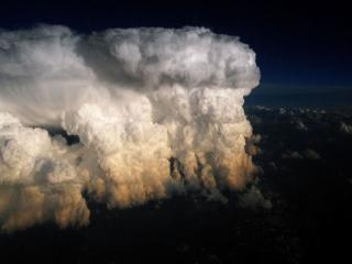 обои Высокие кучевые облака,   Австралия фото