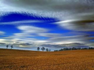 обои Высокие кучевые облака,   Нью Джерси,   США фото