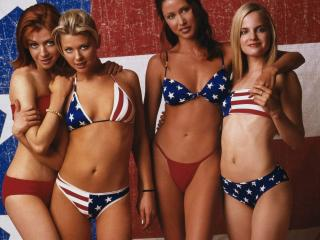 обои Девушки из фильма Американский пирог фото
