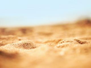 обои для рабочего стола: Песок в пустыне