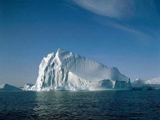 обои Айсберг в океане фото