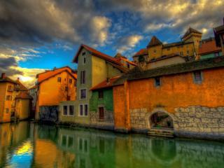обои Сказочная Венеция, город на воде фото