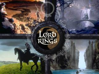 обои The Lord of the Rings фото