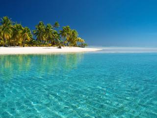 обои Туристический рай фото