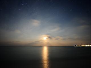 обои Красивое звездное небо фото