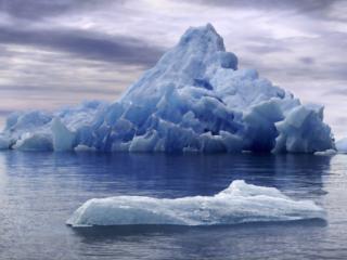 обои Айсберг и льдина фото