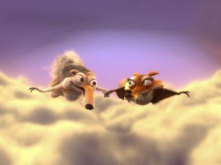 обои В облаках летая фото