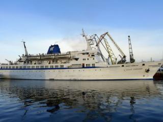 обои Незамерзающий порт Мурманск фото
