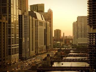 обои Соременные строения города фото