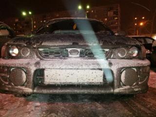 обои Вот и снег пошел) фото