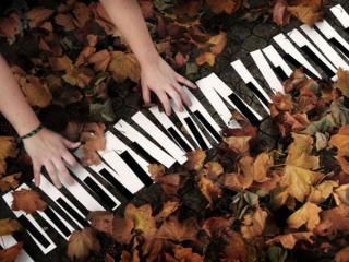 обои Осенняя мелодия фото