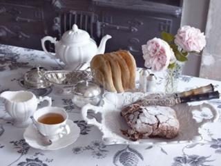 обои Утренний чай фото