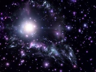 обои Красота далекого космоса фото