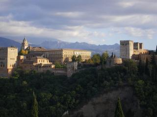 обои Замок и крепости в горах фото