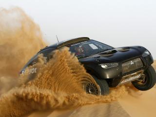 обои В песках пустыни фото
