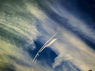 обои Полёт в небо фото