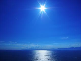 обои Тишь над морем фото