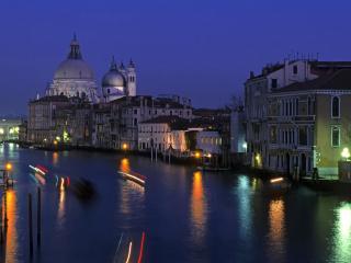 обои Вечер в Венеции фото