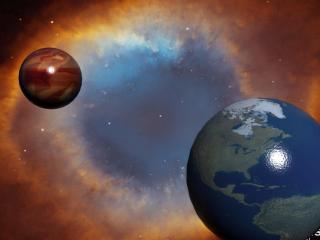 обои Вторая планета фото