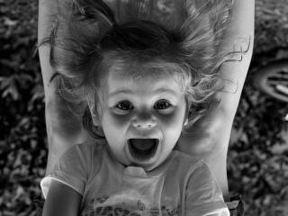 обои Обоятельный детский восторг фото