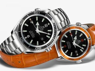 обои Часы OMEGA разного цвета фото