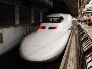 обои для рабочего стола: Сверхскоростной поезд