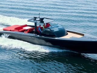 обои Скоростная семейная яхта фото