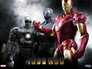 обои Iron Man фото
