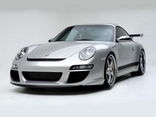 обои Porsche 997 V GT Vorsteiner Tuning фото