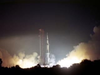 обои Ракета НАСА фото